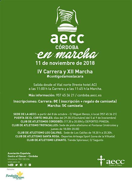IV Carrera y XII Marcha en Córdoba