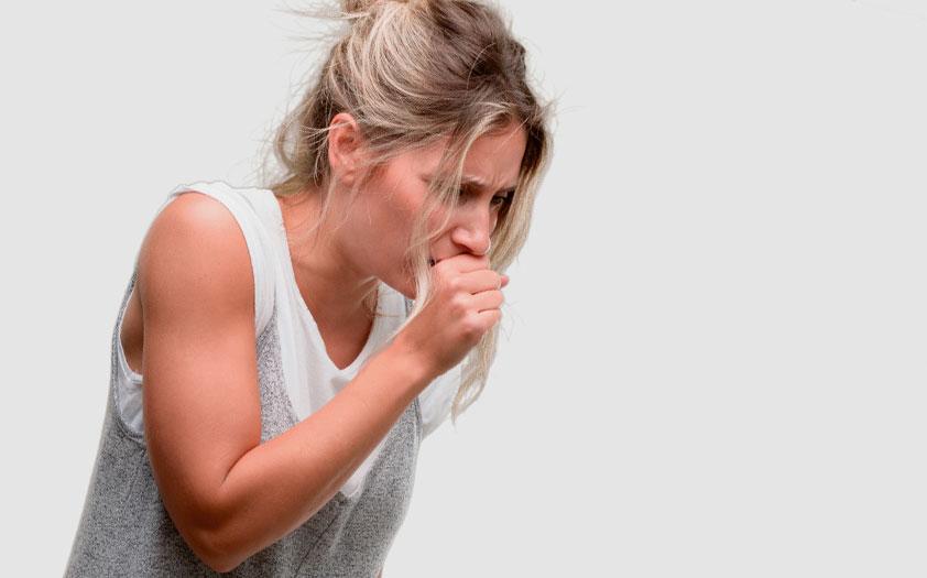 Perdida de peso y mancha en el pulmon izquierdo