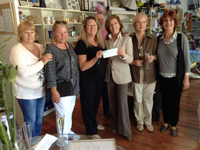 Cala Nova Cancer Care Charity Shop