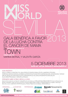Miss World Sevilla