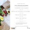 """Ciclo de Diálogos Saludables """"Tipos de aceites culinarios"""""""